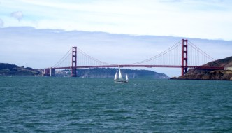 Leavin' on a jet plane: San Francisco Bound
