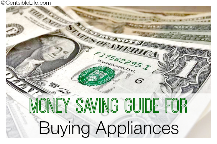 Money Saving Guide for Buying Appliances