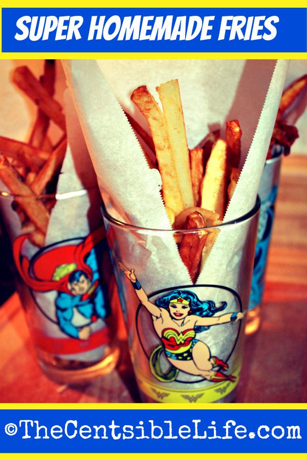 Super Homemade Fries