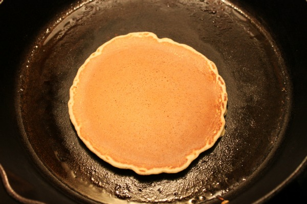 Golden Brown Pancake