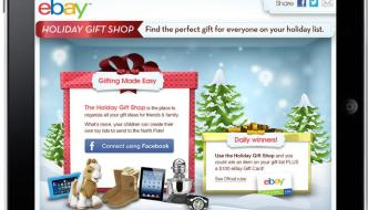 Make Gifting Easy with eBay's Holiday Wishlist App