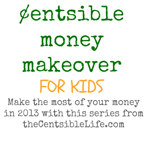 money makeover for kids