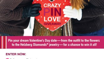 10 Frugal Valentine Ideas &Helzberg Diamond Giveaway!