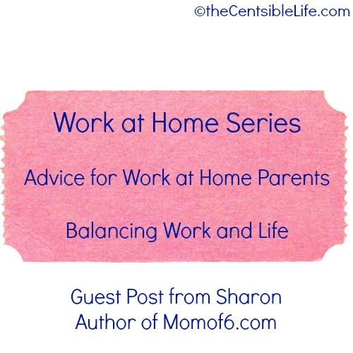 Work at Home Balance