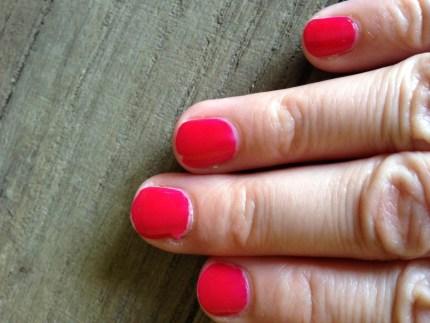 Gel Manicure Day 9