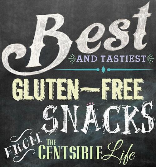 Best gluten free snacks