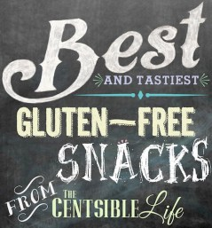 Best Gluten-Free Snacks