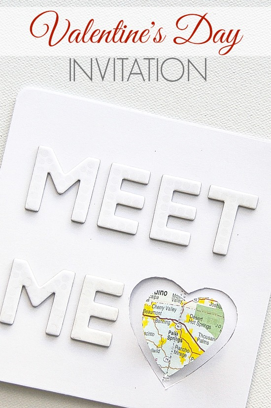 DIY Date Night Invitation
