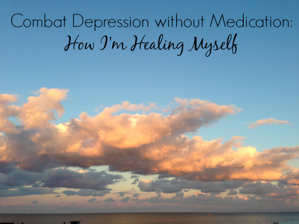 Depression no medication