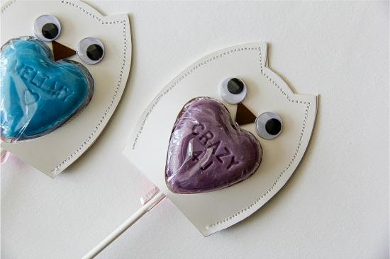owl valentines for kids