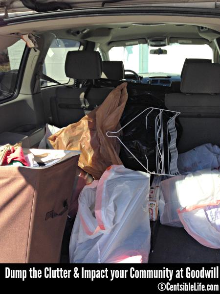 Dump the Clutter