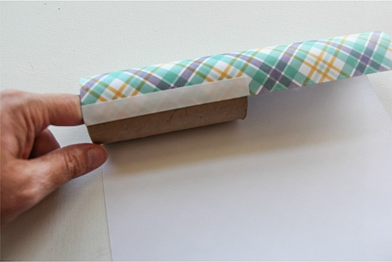 How to make paper roll bunnies