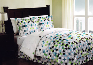 Best Pixel Comforter Set
