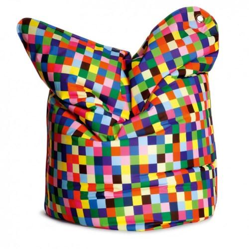 Pixel beanbag