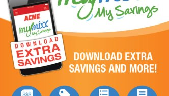Back to School Meal Plan with ACME's #MyMixx