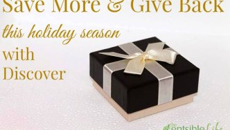 Discover Helps you Save and Give This Holiday Season