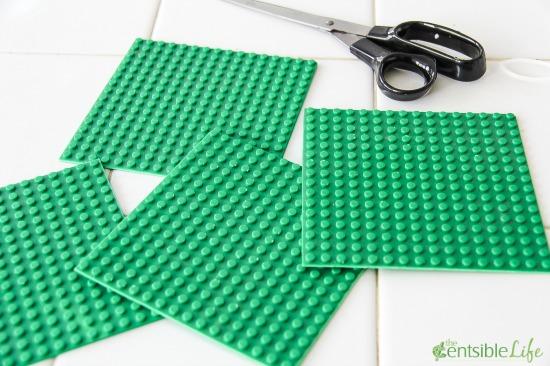 lego base plate craft