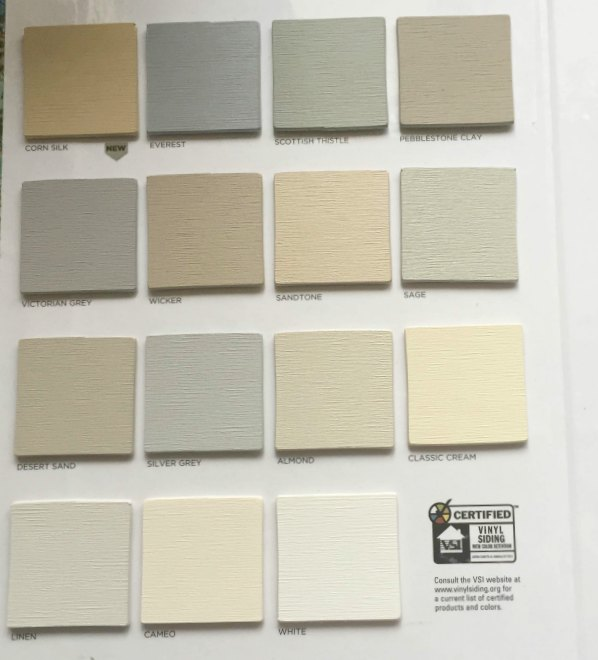 Siding Choices 2