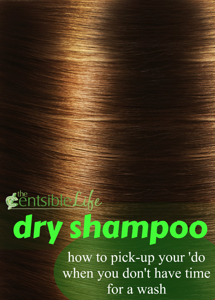 Why and how you should use dry shampoo. Great tips for hair style secrets