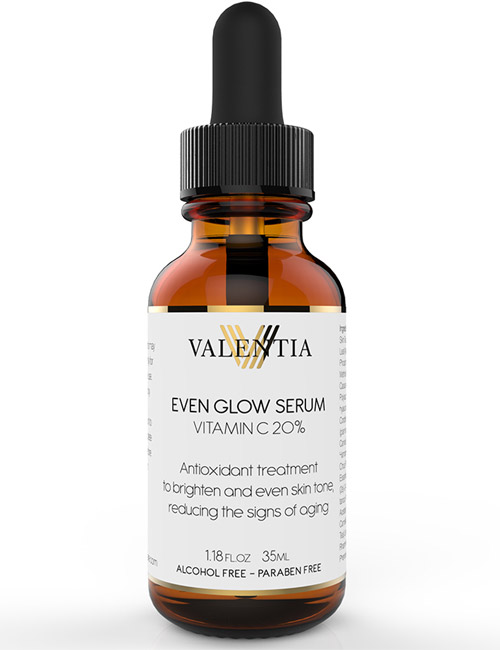 Valentia Skin Care Even Glow Serum