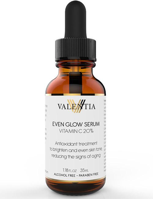 Valentia Skin Care Even Glow Serum