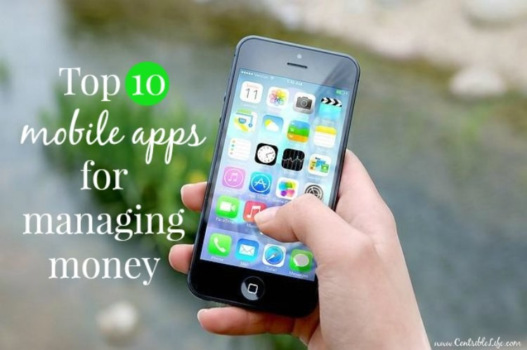 top 10 mobile apps for managing  money