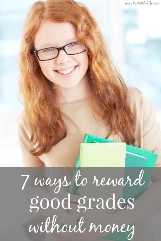 7 Ways To Reward Good Grades Without Money