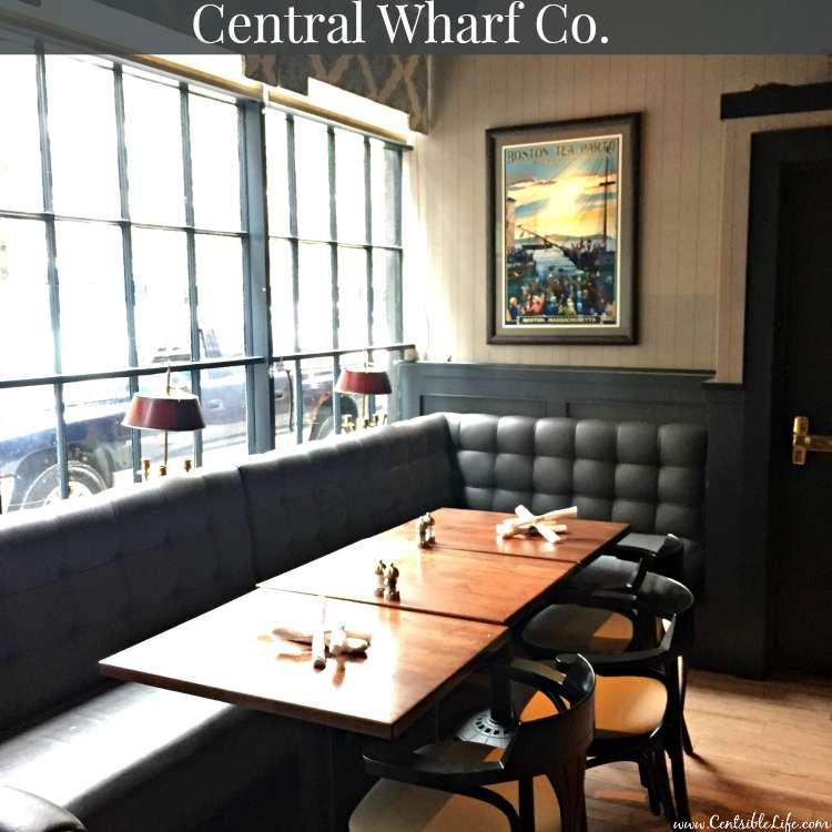 Central Wharf Co. Boston