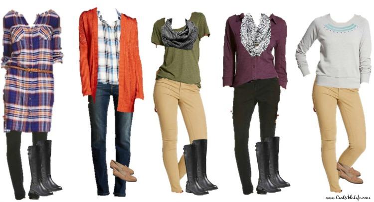 Mix & Match Fashion 1