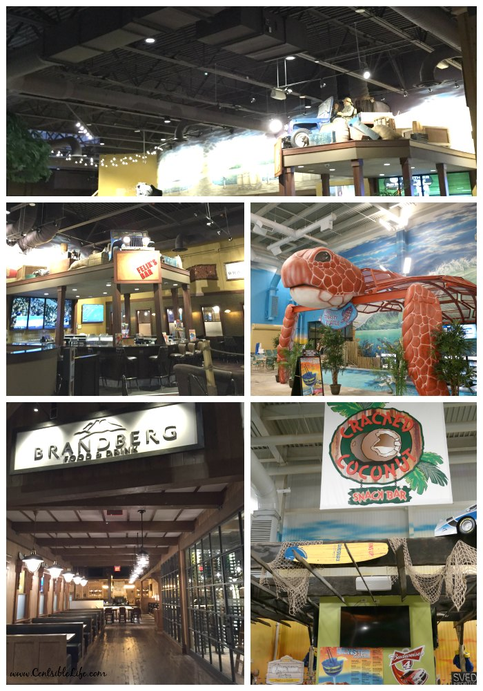 Kalahari Resort Dining