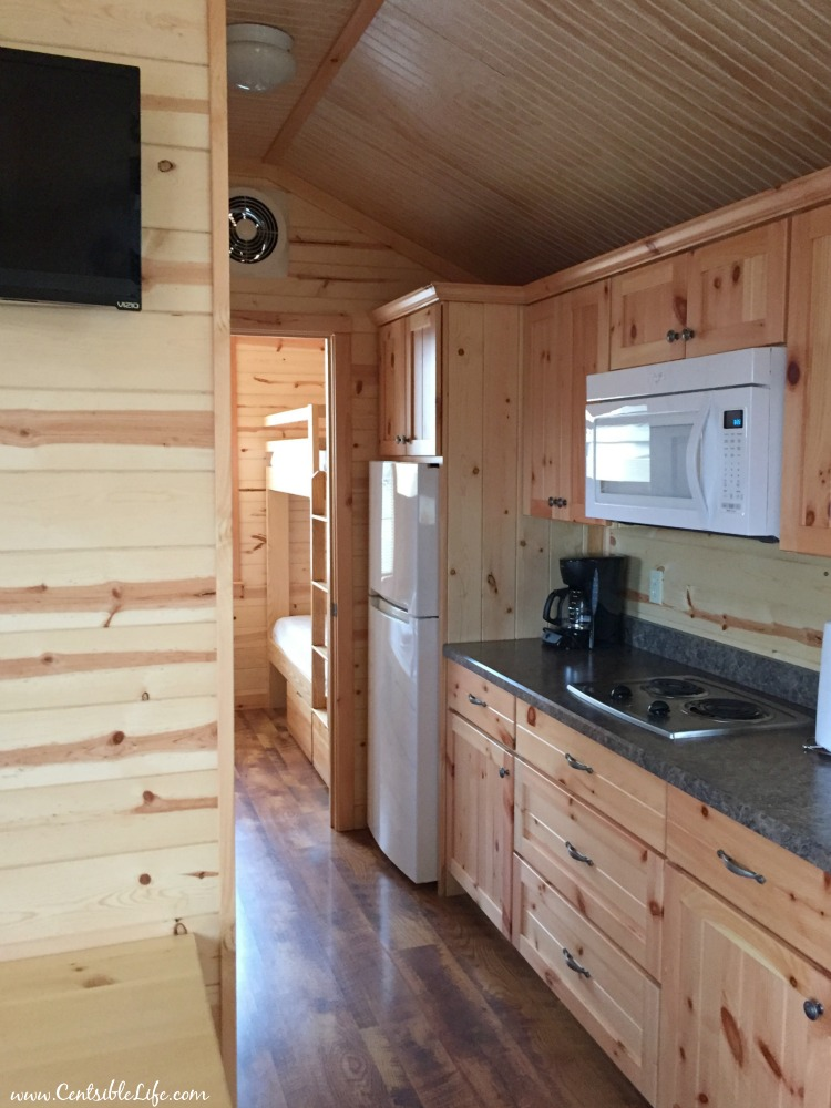 Cabins at Hershey Campground