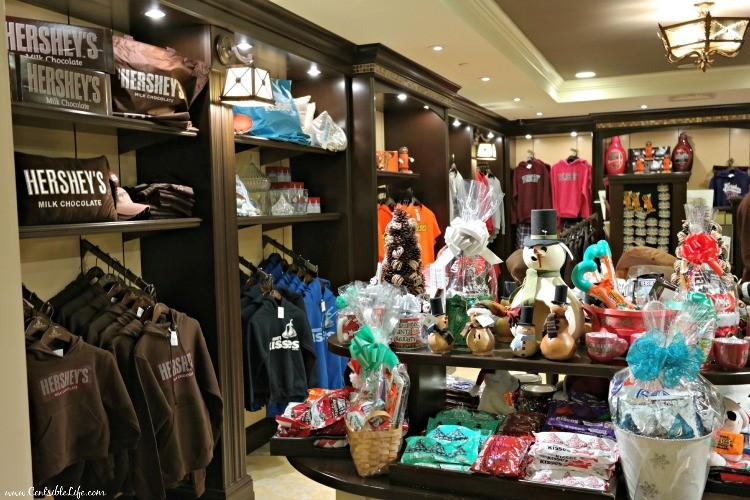 Hershey Shop