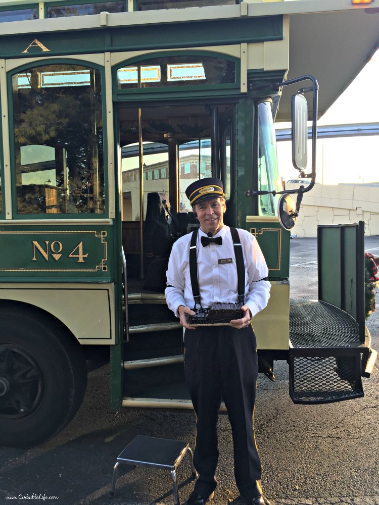 Hershey Trolley Host