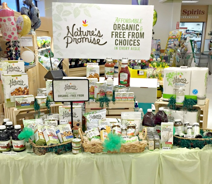 Nature's Promise Organic and Free From Choices