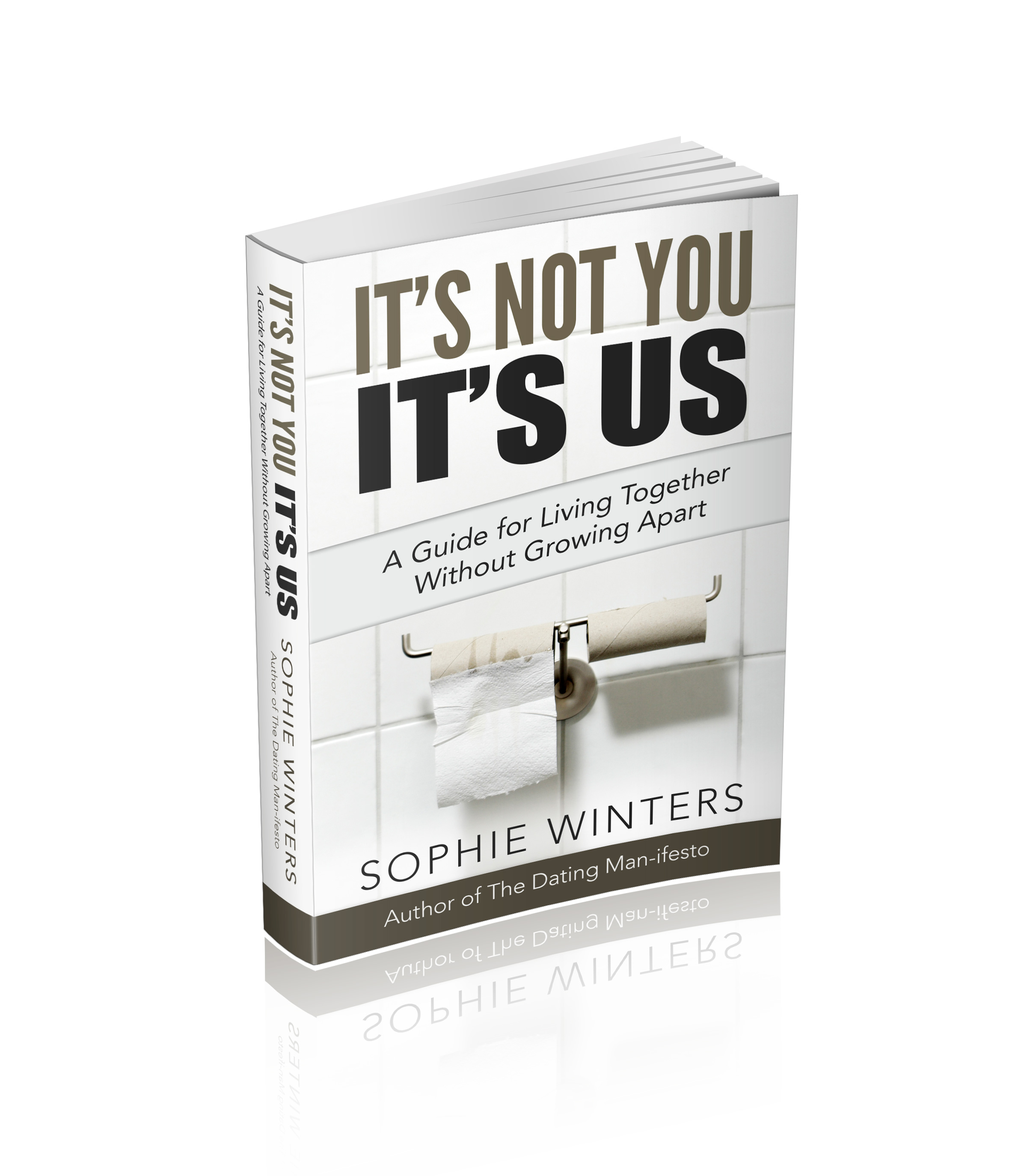 It's Not You, It's Us Cover
