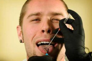Piercing Pain