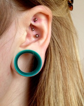 Popular Jewelry for Stretched Lobes