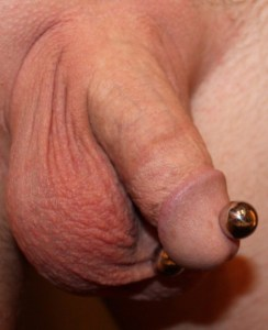 Does an Apadravya Piercing Get in the Way During Masturbation