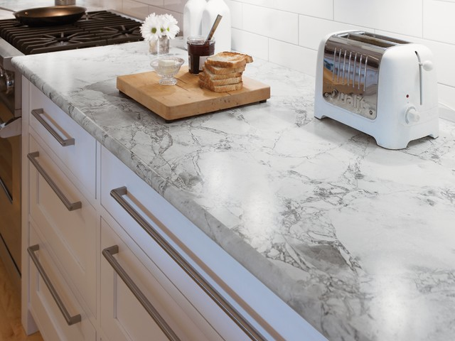 Alternatives to Marble Countertops & Our Final Decision! • The Chambray Bunny