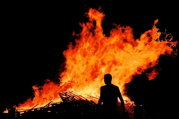 From Burned Out to On Fire: My Story Of Personal Success in the Writing World