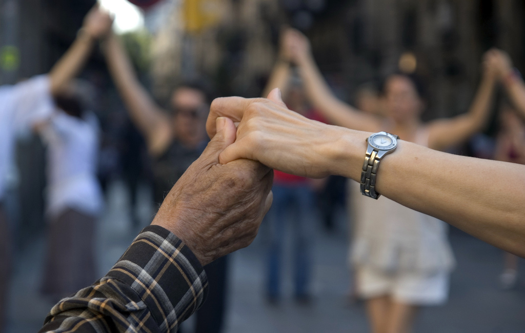 5 Things I Have Learned About Life From Dancing With Strangers