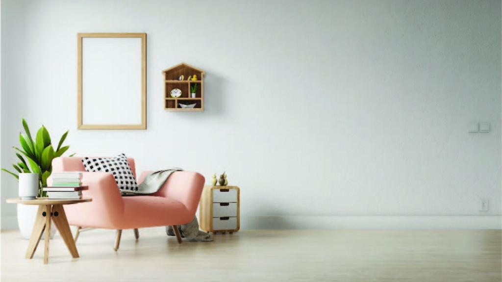 Minimalistic Accessorizing To Keep Living Decor Simple Yet Elegant