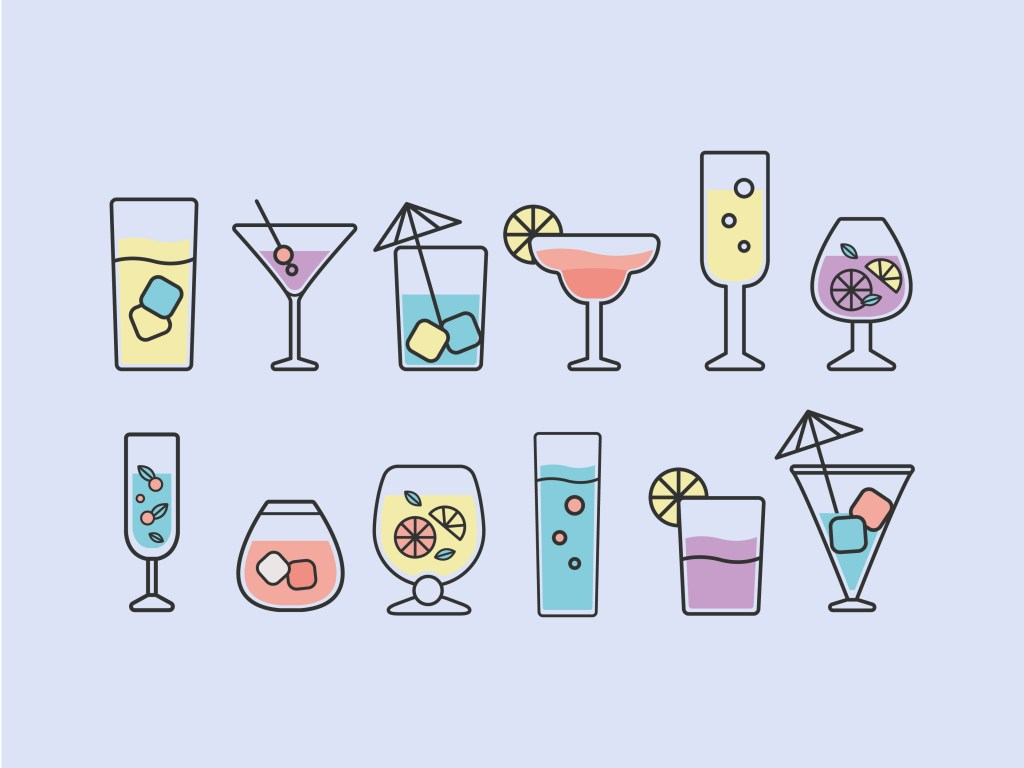 Make Cocktails With Your Favourite Alcohol