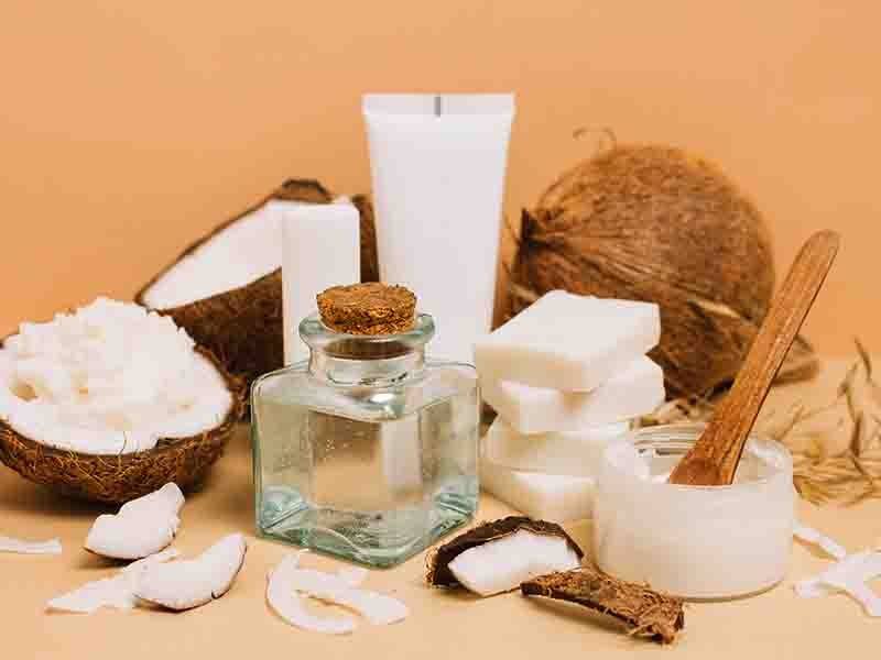 Get Thicker Eyebrows With Coconut Oil