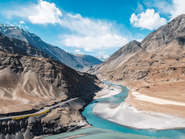 Ladakh - Most Visited Scenic Summer Destination