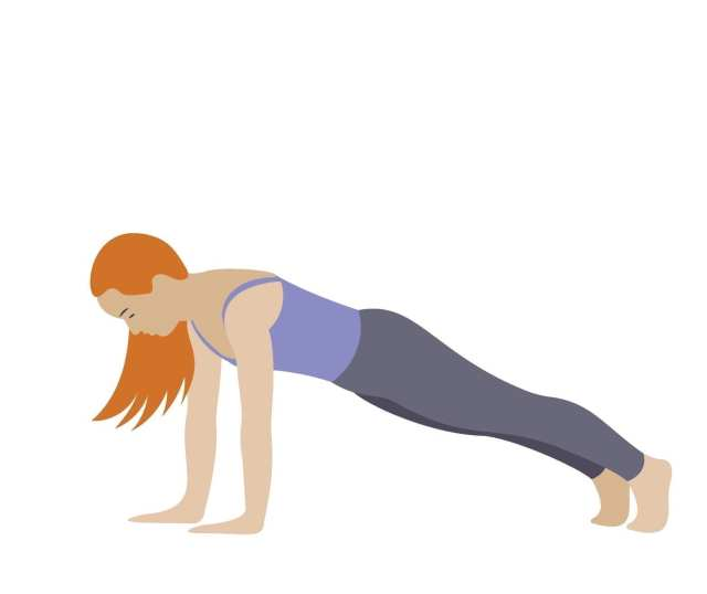 Mountain Climbers With A Push Up