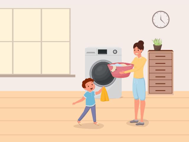 Indulge Your Kids In Sorting Stuff