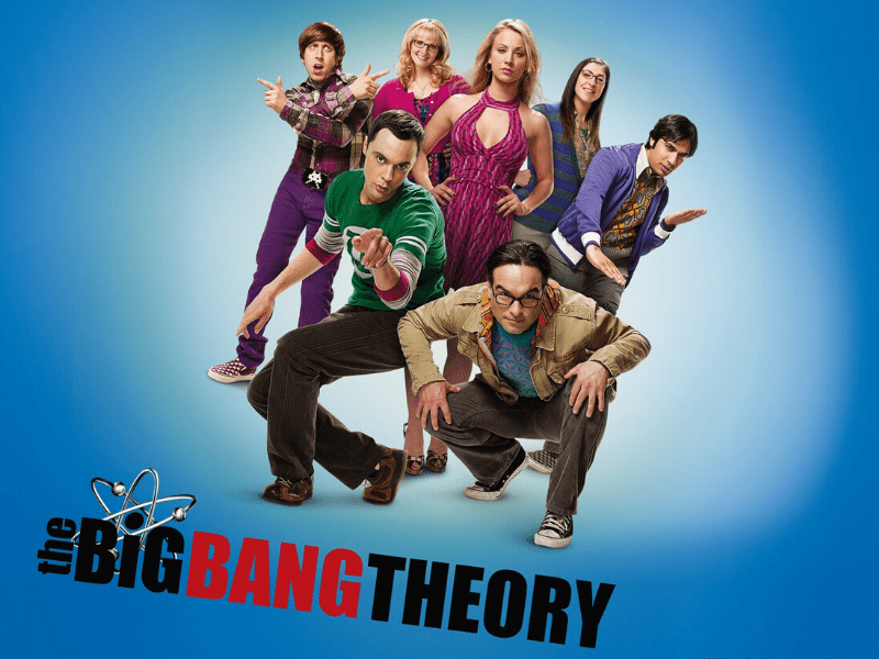 Watch Big Bang Theory With Your Family During This Lockdown