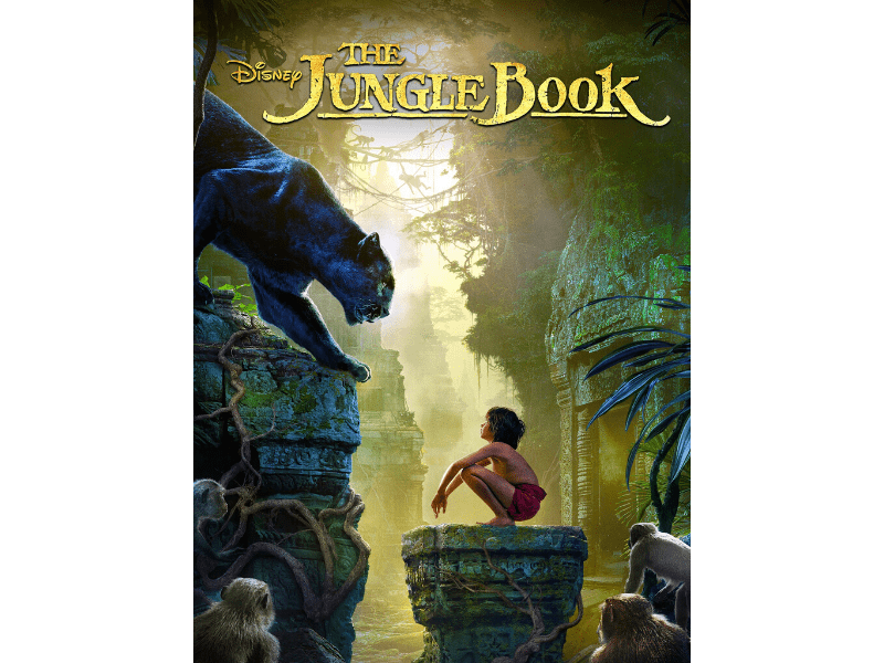 Spend Time With Kids By Watch The Jungle Book Movie Together