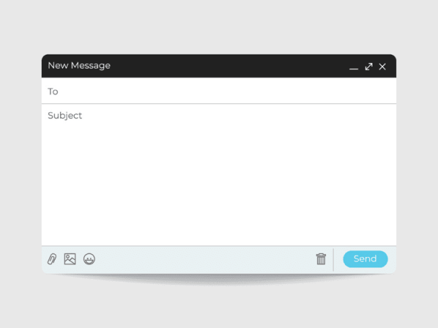 Write A Subject Line In Your Work Emails